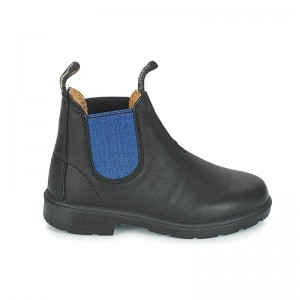 Boots Blundstone kids Blunnies boots Black/blue
