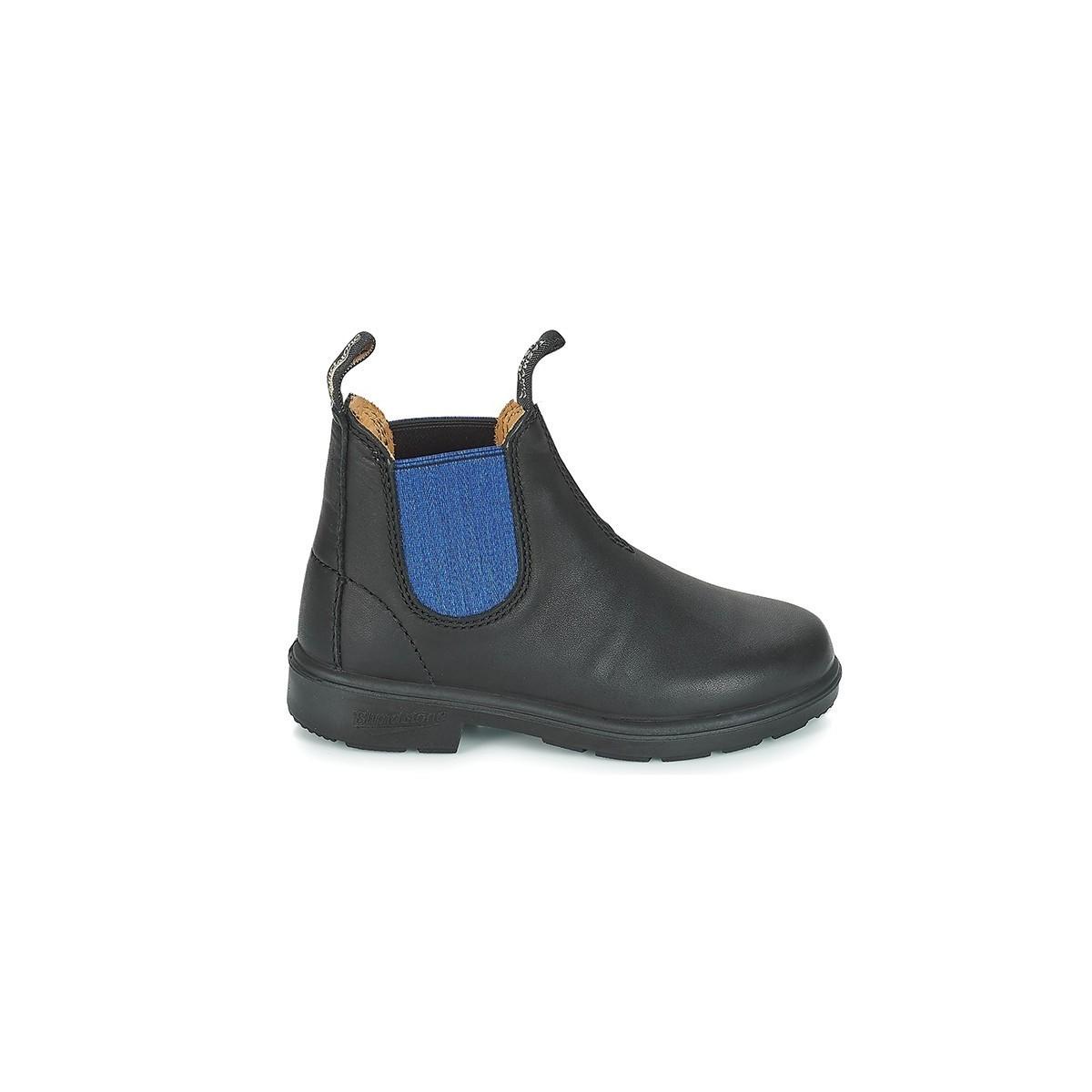Boots Blundstone kids Blunnies boots Black/blue