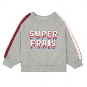 Sweatshirt Super Frais grey
