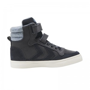 Basket montante Stadil Winter Hig Black Iris