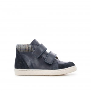 Basket Ten Base HI V2 Nappa Navy
