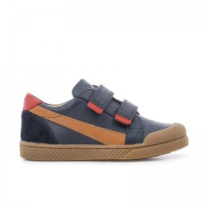 Basket Ten Win Clay Regatta Navy/Camel/Red