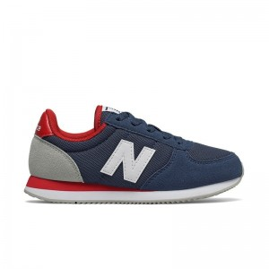 Basket New Balance lacets NVR Navy