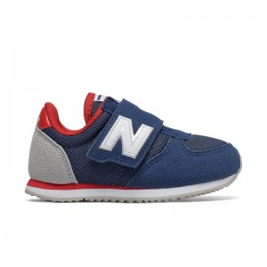 Basket New Balance velcro NVR Navy