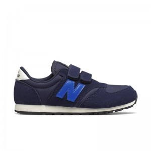 Basket New Balance velcro SB Navy