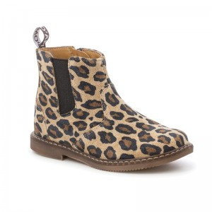 Boots CITY JODZIP safari nougat