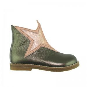Boots Ocra Etoile bronze...