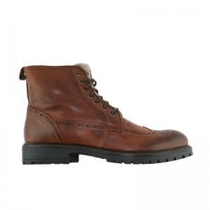 Boots lacets Ocra fourrée...