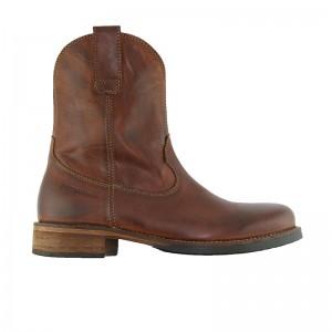 Boots Santiag Ocra Bronze...