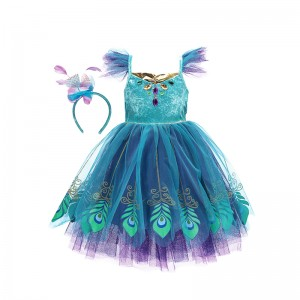 Peacok Fairy 9/11 ans