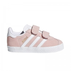 Basket Gazelle velcro Rose...