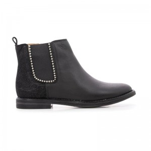 Boots Adolie Ginza Noir