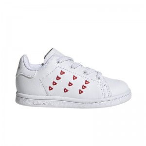 Basket Stan Smith Lacet Coeur