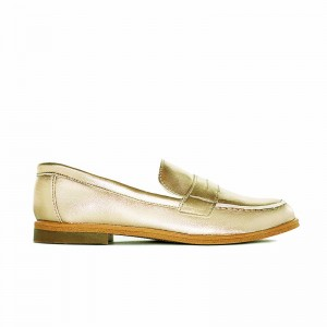 Mocassin Elton gold rose