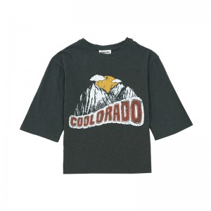 T-Shirt Coolorado Charcoal