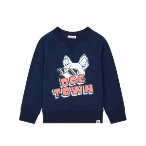 Sweatshirt Dog Town...