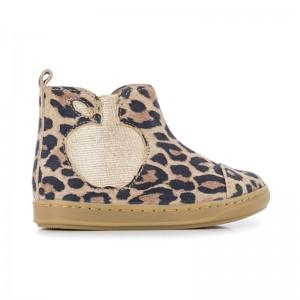 Boots Bouba Apple Leopard/Plat