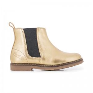 Boots Trip Chelsea Doré