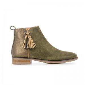 Boots Adolie Odéon Preppy Kaki