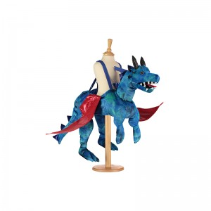Ride on Dragon 3 ans et+