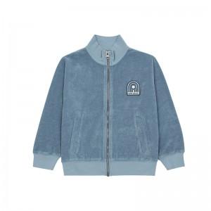 Organic Terry Cloth Jacket...