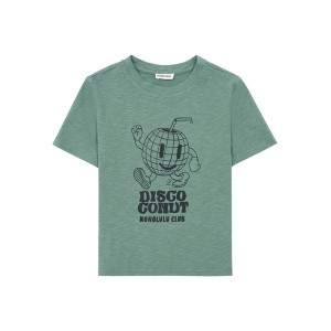 Disco Organic Coton T-Shirt...