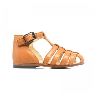 Sandales Jules Camel SS21