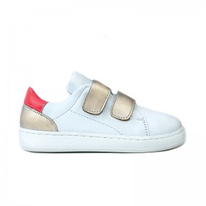 Basket Moonwalk white/fluo 21