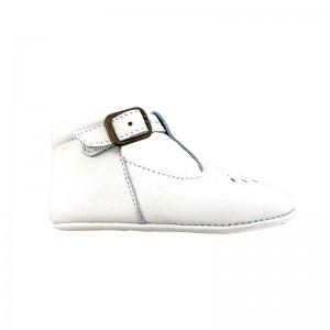 Chaussons Minimilton Blanc...