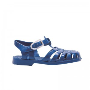 Sandale Méduse Bleu Roi