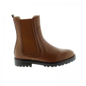 Boots Acebos montante cognac