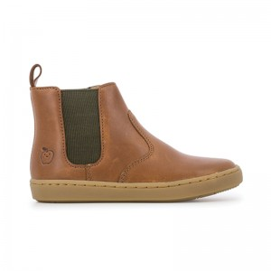 Boots Chelsea Chip Munk Camel