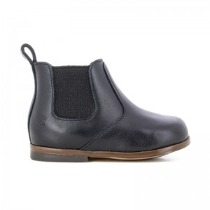 Boots Clotaire Zeus Zip Noir