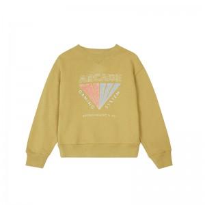 Sweatshirt Arcade Camel