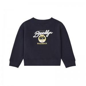 Sweatshirt Brooklyn Night Blue