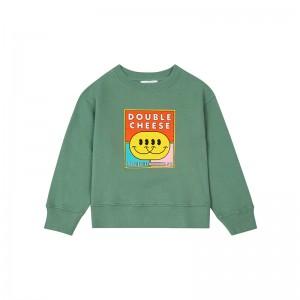 Sweatshirt Double Cheese...