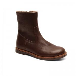 Boots Nicola  Bisgaard cuir...