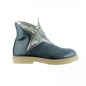 Boots étoile Ocra C680 cuir...
