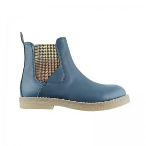 Boots Ocra C922 Carnaby/Bleu