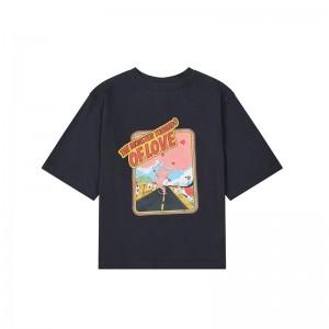 T-Shirt Tornado Off Black