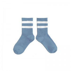 Chaussettes Nico Bleu Azur 21