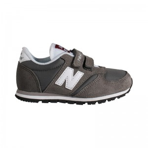 basket New Balance KE420 gris/noir
