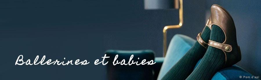 Ballerines et Babies